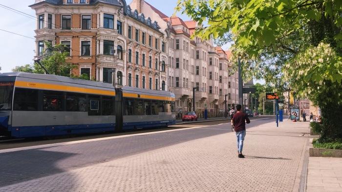 Leipzig City Streets